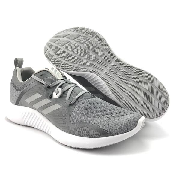 adidas Shoes - Adidas Womens Edgebounce Gray Running Shoes Sz 11